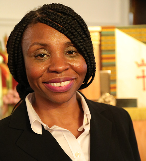 MINISTER RONICA HARRIS